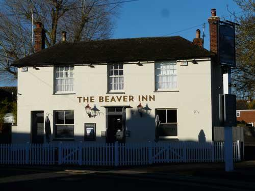 Picture 1. The Beaver Inn, Ashford, Kent