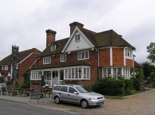 Picture 1. The Bull Inn, Benenden, Kent