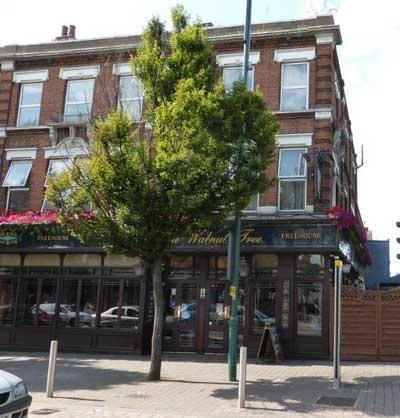 Picture 1. The Walnut Tree, Leytonstone, Greater London