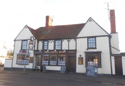 Picture 1. White Hart, Great Wakering, Essex