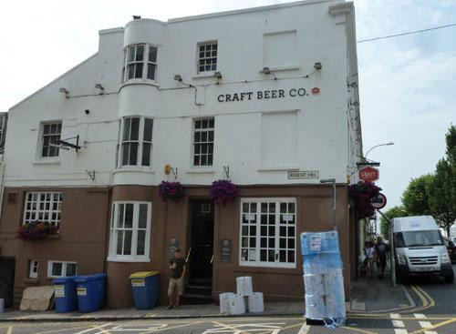 Picture 1. Craft Beer Co., Brighton, East Sussex
