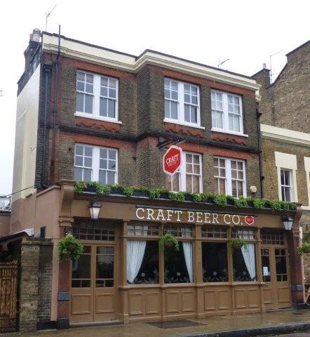 Picture 1. Craft Beer Co., Islington, Central London