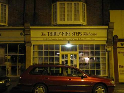 Picture 1. The Thirty-Nine Steps Brewhouse (formerly The Thirty-Nine Steps Alehouse), Broadstairs, Kent