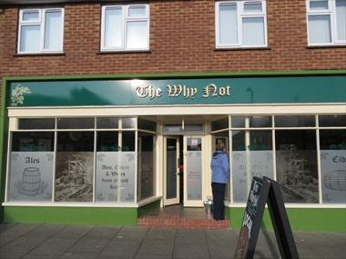Picture 1. The Why Not, Westgate-on-Sea, Kent