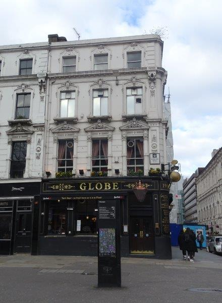 Picture 1. Globe, City, Central London