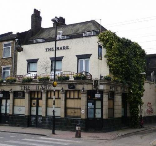 Picture 1. The Hare, Bethnal Green, Greater London