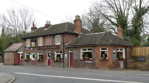 Picture 1. The White Horse, Headcorn, Kent