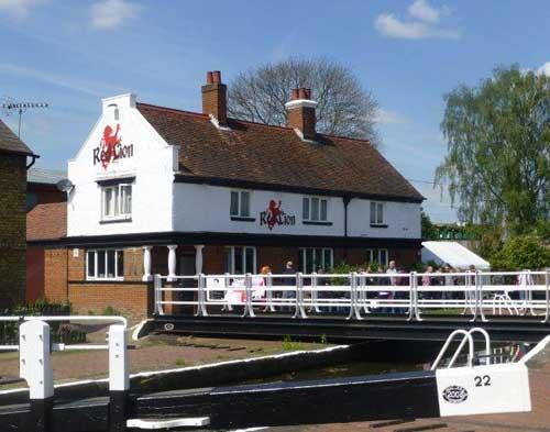 Picture 1. Red Lion, Fenny Stratford, Buckinghamshire