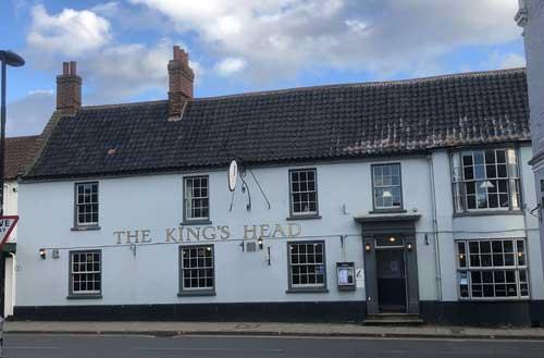 Picture 1. The King's Head, Holt, Norfolk