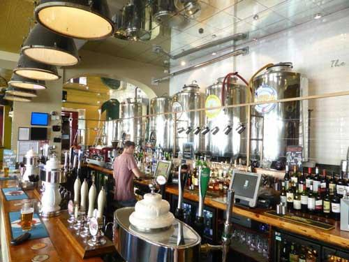 Picture 2. North Laine Brewhouse, Brighton, East Sussex
