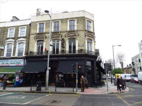 Picture 3. North London Tavern, Kilburn, Greater London