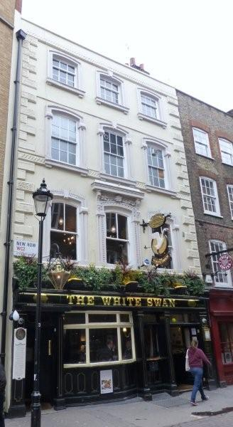Picture 1. The White Swan, Covent Garden, Central London
