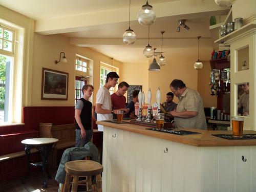 Picture 2. The Albion, Winchester, Hampshire