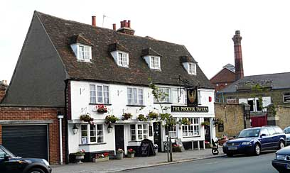 Picture 1. The Phoenix Tavern, Faversham, Kent