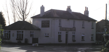 Picture 1. The Swan Inn, Wittersham, Kent