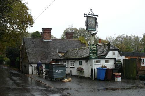 Picture 2. The Woodcock, Iden Green, Kent