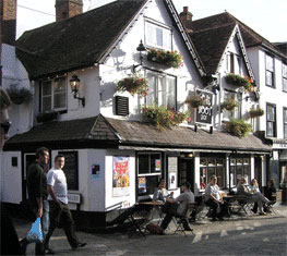 Picture 1. The Boot, St Albans, Hertfordshire