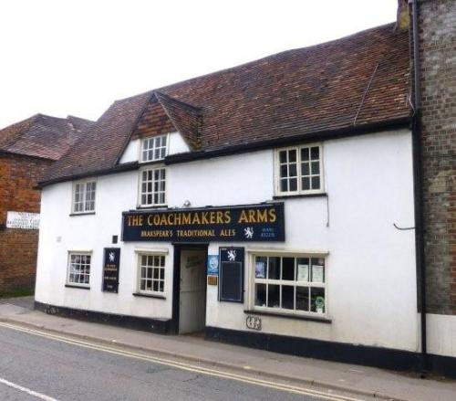 Picture 1. Coachmakers Arms, Wallingford, Oxfordshire
