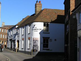 Picture 1. The Old Brewery Tavern, Canterbury, Kent
