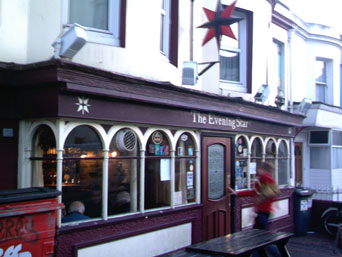 Picture 1. The Evening Star, Brighton, East Sussex