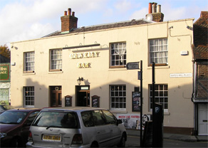 Picture 1. Old City Bar (formerly The Old City), Canterbury, Kent