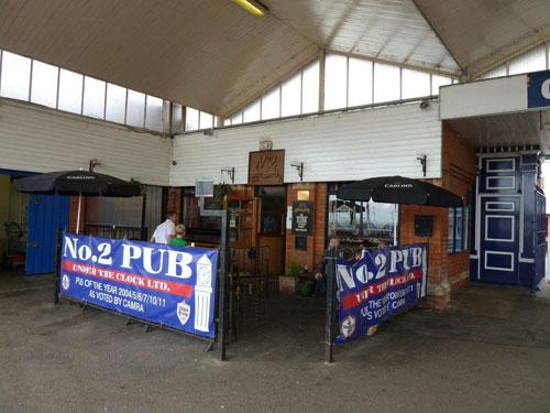 Picture 1. No.2 Refreshment Room, Cleethorpes, Lincolnshire