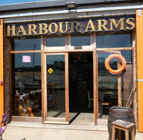 Picture 1. Harbour Arms, Margate, Kent