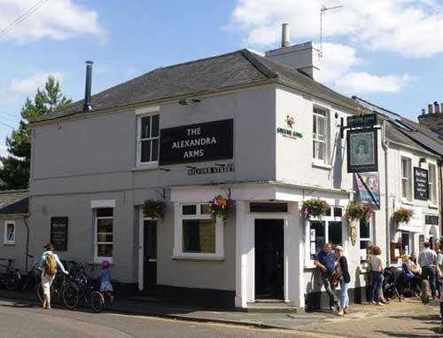 Picture 1. The Alexandra Arms, Cambridge, Cambridgeshire