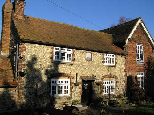 Picture 1. The Rising Sun, Kemsing, Kent