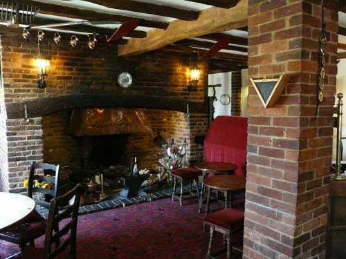 Picture 3. The Black Horse, Monks Horton, Kent
