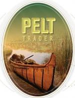 The pub sign. Pelt Trader, City, Central London