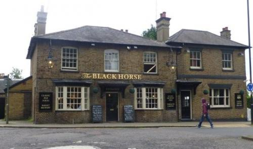 Picture 1. The Black Horse, High Barnet, Greater London