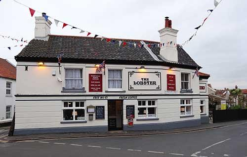 Picture 1. The Lobster, Sheringham, Norfolk