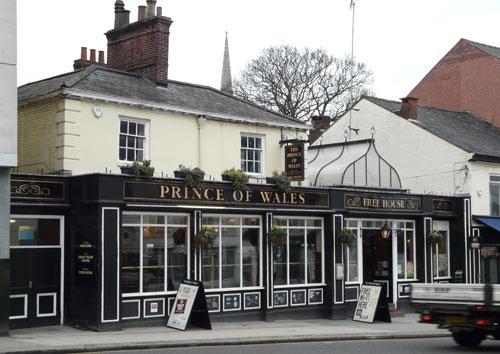 Picture 1. Prince of Wales, Norwich, Norfolk