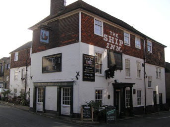 Picture 1. The Ship Inn, Rye, East Sussex
