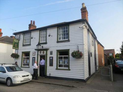 Picture 1. Station Arms, Southminster, Essex