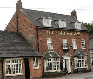 Picture 1. The Stamford Arms, Groby, Leicestershire