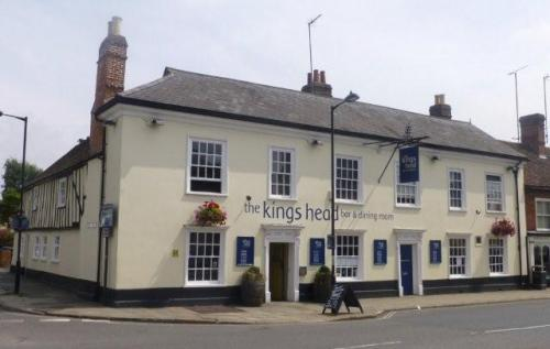 Picture 1. The Kings Head, Hadleigh, Suffolk