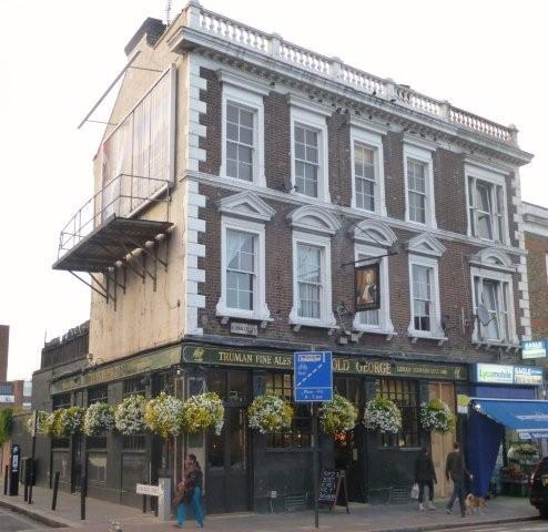 Picture 1. Old George, Bethnal Green, Greater London