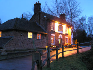 Picture 1. Halfway House, Brenchley, Kent