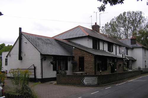 Picture 1. The Dovecote Inn, Capel-le-Ferne, Kent
