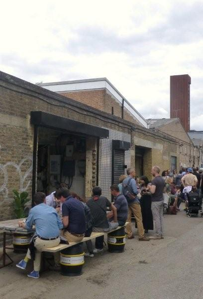 Picture 2. Crate Brewshed Bar, Hackney, Greater London