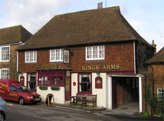 Picture 1. Kings Arms, Elham, Kent