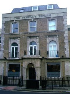 Picture 1. The Pembury Tavern, Hackney, Greater London