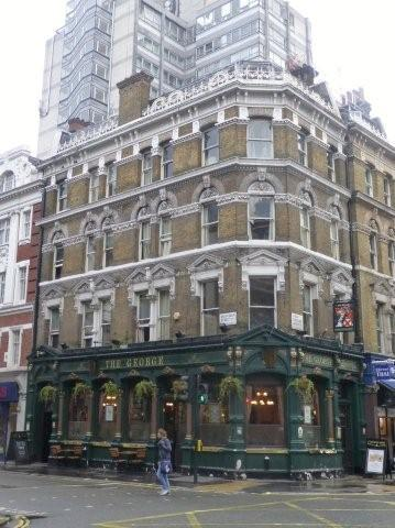 Picture 1. The George, Fitzrovia, Central London