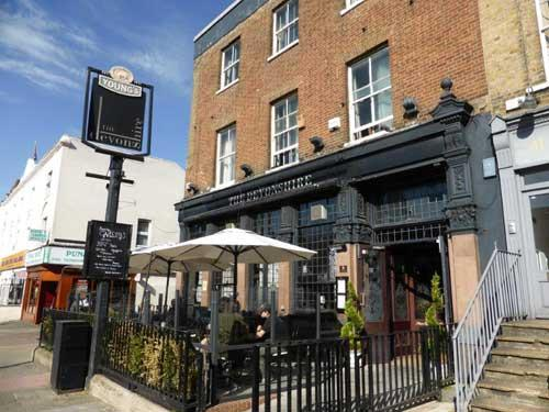 Picture 1. The Devonshire, Balham, Greater London