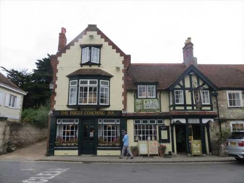 Picture 1. The Bugle Coaching Inn, Yarmouth, Isle of Wight