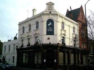 Picture 1. The White Horse, Parsons Green, Greater London