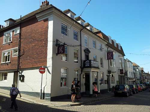 Picture 1. The George in Rye, Rye, East Sussex