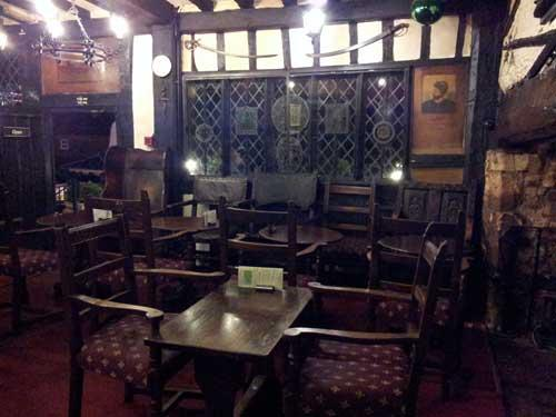 Picture 2. The Mermaid Inn, Rye, East Sussex